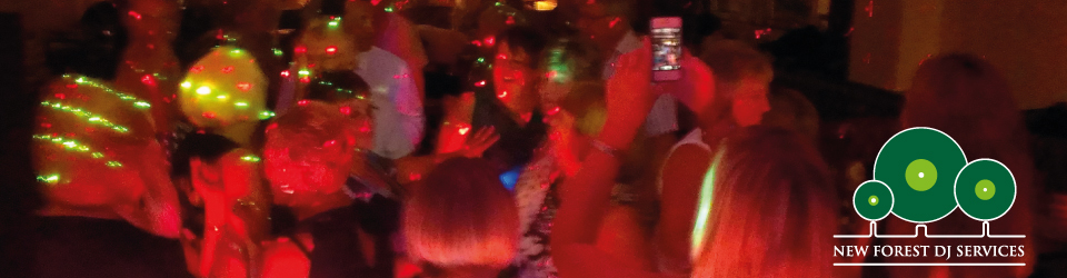 New Forest DJ Services